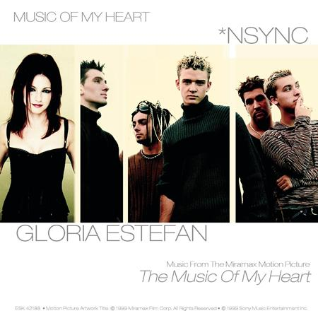 *NSYNC & Gloria Estefan - Music of My Heart - Zortam Music
