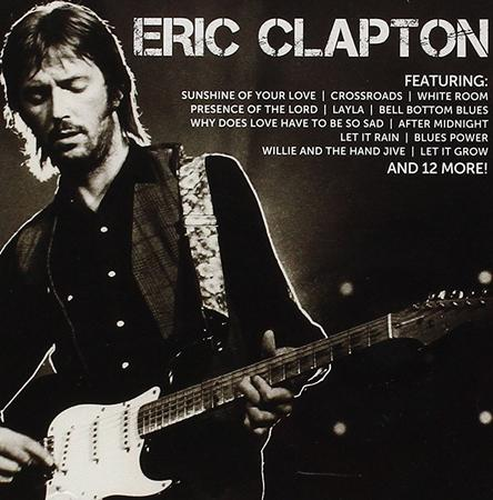 Eric Clapton - Icon 2 [disc 1] - Zortam Music