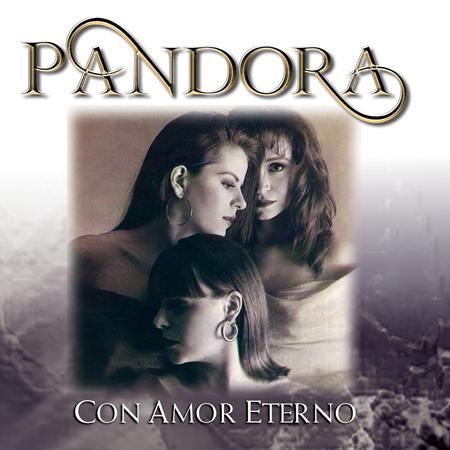 Pandora - Con amor eterno - Lyrics2You