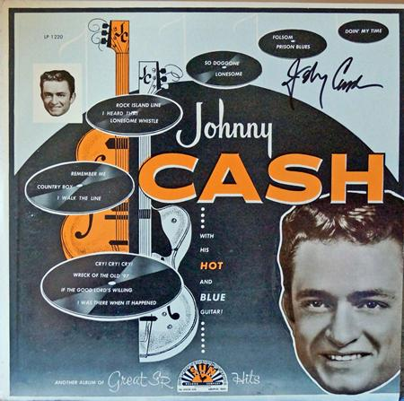 Johnny Cash - Complete Columbia Album Collection With His Hot And Blue Guitar [disc 61] - Zortam Music