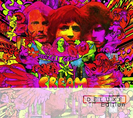 Cream - Disraeli Gears - Deluxe Editon (2CDs) (CD1) - Zortam Music