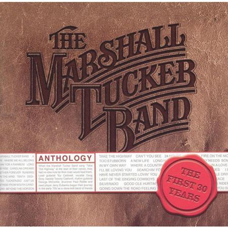 The Marshall Tucker Band - The Marshall Tucker Bandanthology - Zortam Music