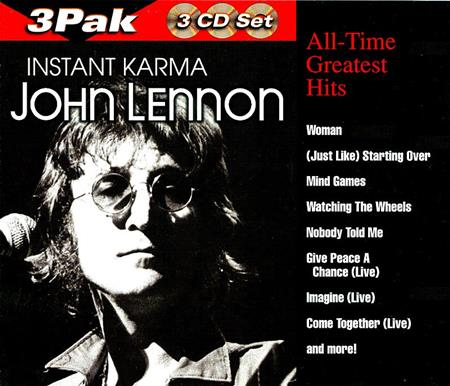 John Lennon - Instant Karma The All-Time Greatest Hits [the Hits] - Zortam Music