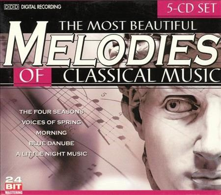 Various Artists - Dream Melodies - Most Beautiful Melodies Of Classical Music [disc 10] - Zortam Music