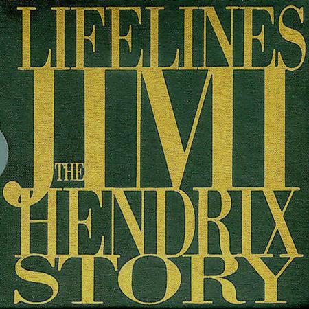 Jimi Hendrix - Lifelines The Jimi Hendrix Story [disc 1] - Zortam Music