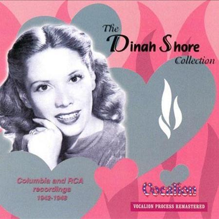 Dinah Shore - The Dinah Shore Collection Columbia And Rca Recordings 1942-1948 [disc 1] - Zortam Music