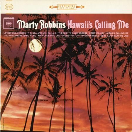 MARTY ROBBINS - Hawaii