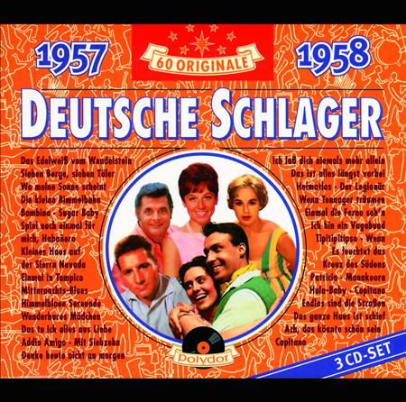 Various Artists - Deutsche Schlager 1957 - 1958 - Zortam Music
