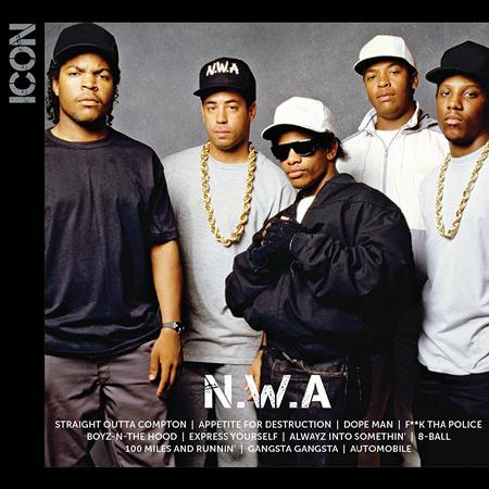 N.W.A - Icon - Zortam Music