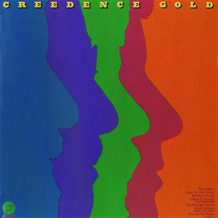 Creedence Clearwater Revival - Green River [DCC Gold Disc] - Zortam Music