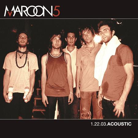 Maroon 5 - 1.22.03.acoustic [ep] - Zortam Music