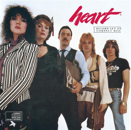 Heart - Pure... 70s - Zortam Music