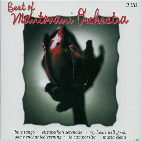 Mantovani - The Best of Mantovani - Zortam Music