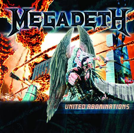 Megadeth - United Abominations Bonus Track - Zortam Music