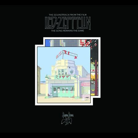 Led Zeppelin - The Song Remains the Same (40th Anniversary Edition) - Zortam Music