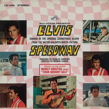 Elvis Presley - Speedway, The