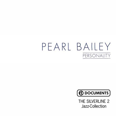 Pearl Bailey - Personality - Zortam Music