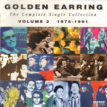 Golden Earring - The Complete Single Collection 1975-1991, Vol. 2 - Zortam Music