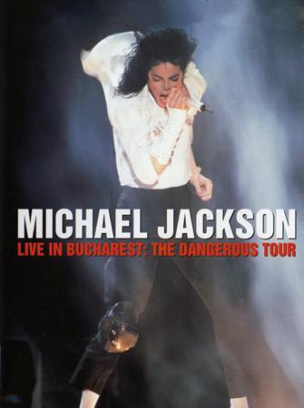 Michael Jackson - CD - Dangerous Tour
