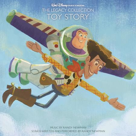 Randy Newman - Walt Disney Records The Legacy Collection Toy Story [disc 1] - Zortam Music