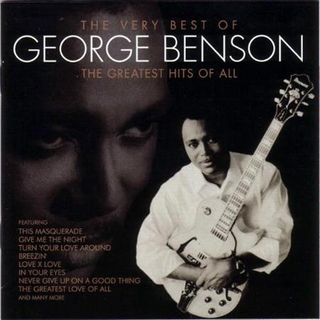 George Benson - 80 Hits Of The 80