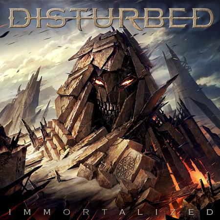 DISTURBED - Disturbed - Immortalized (Deluxe Edition) - Zortam Music