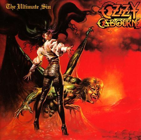 Ozzy Osbourne - The Ultimate Sin - Zortam Music