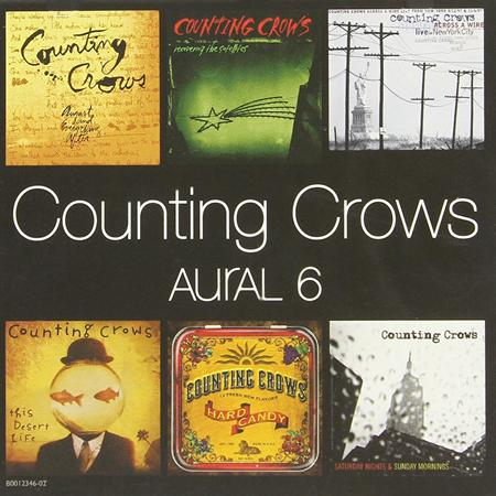 Counting Crows - Aural 6 [best Buy Exclusive] - Zortam Music
