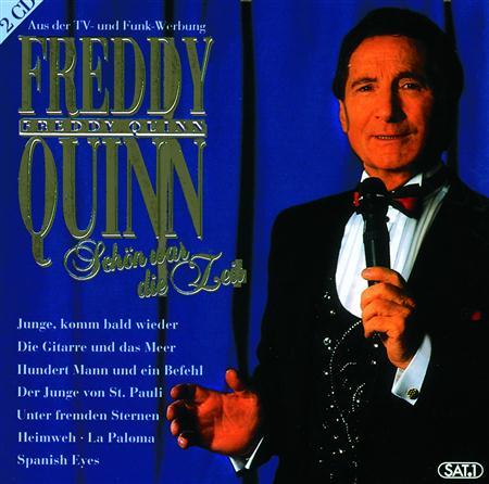 FREDDY QUINN - Nicht Eine Stunde Tut Mir Leid CD 2 - Zortam Music