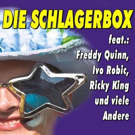 Ricky King - Die Schlagerbox - Zortam Music