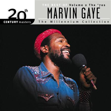 James Brown - 20th Century Masters The Millennium Collection - The Best Of Marvin Gaye, Vol. 2, The