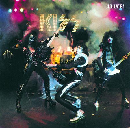 Kiss - Alive! [live] [disc 1] - Zortam Music