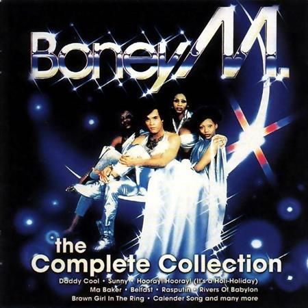 Boney M - the complete collec cd 1 - Zortam Music