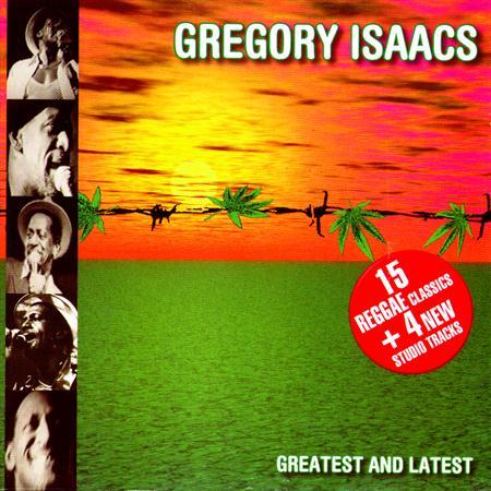 Gregory Isaacs - Greatest Hits CD3 - Zortam Music