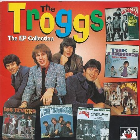 The Troggs - De Prehistorie Oldies Collection CD 1966 - Zortam Music