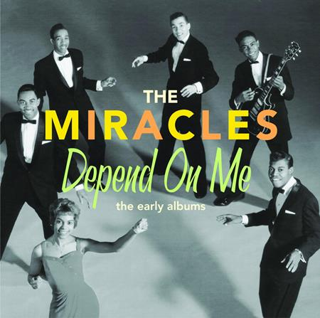 The Miracles - Depend On Me The Early Albums [disc 1] - Zortam Music