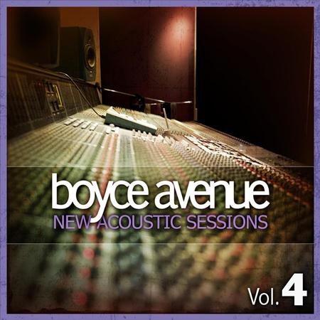 Boyce Avenue - New Acoustic Sessions Vol. 4 - Zortam Music