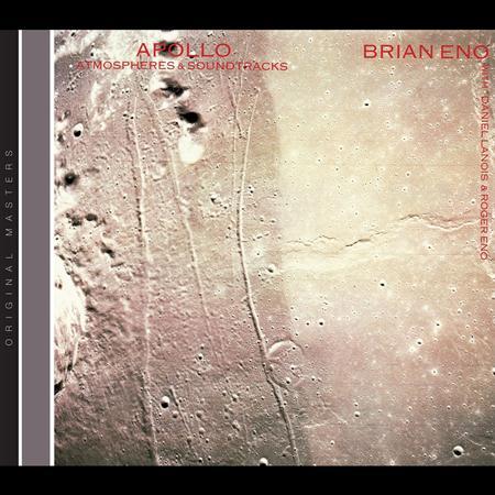 Brian Eno - Apollo (Atmospheres & Soundtr - Zortam Music