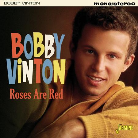 Bobby Vinton - A Roses Are Red - Zortam Music