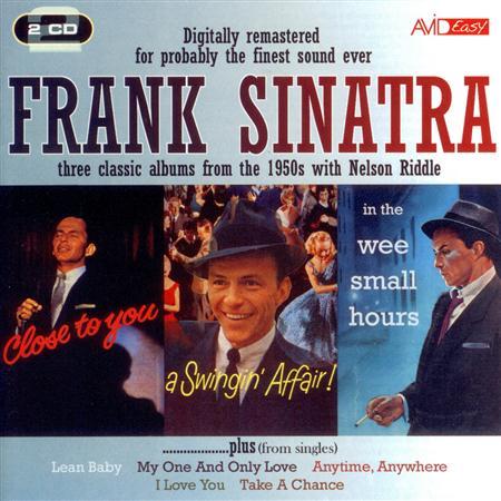 Frank Sinatra - Three Classic Albums & More [disc 1] - Zortam Music
