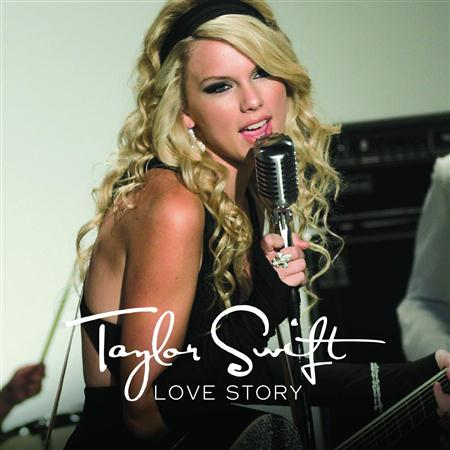 Taylor Swift - Love Story (UK CDS) - Zortam Music