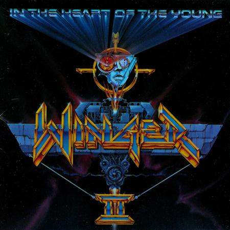 Winger - In The Heart Of The Young (Collector