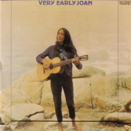 Joan Baez - Very Early Joan [live] - Zortam Music