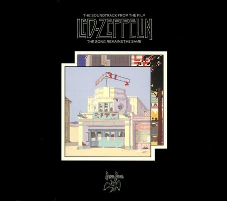 Led Zeppelin - The Song Remains The Same [SHM - Zortam Music