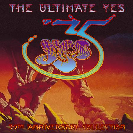 Yes - The Ultimate Yes 35th Anniversary Collection [disc 1] - Zortam Music
