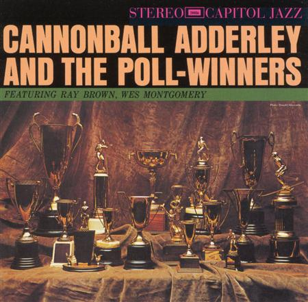 Cannonball Adderley - Poll Winners - Zortam Music