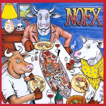 NOFX - Liberal Animation [1991, Epitaph, E-86417-2] - Zortam Music