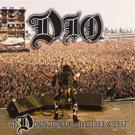 Dio - At Donington Uk Live 1983 & 1987 [disc 1] - Zortam Music
