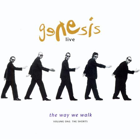 Genesis - Live - The Way We Walk Volume One: