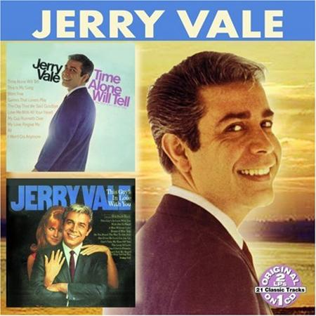 Jerry Vale - Time Alone Will Tell & Other Great Hits Of Today / This Guy